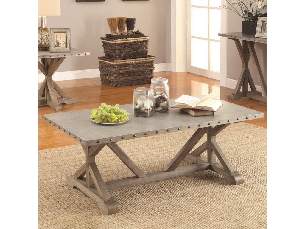 Coaster 70374Coffee Table