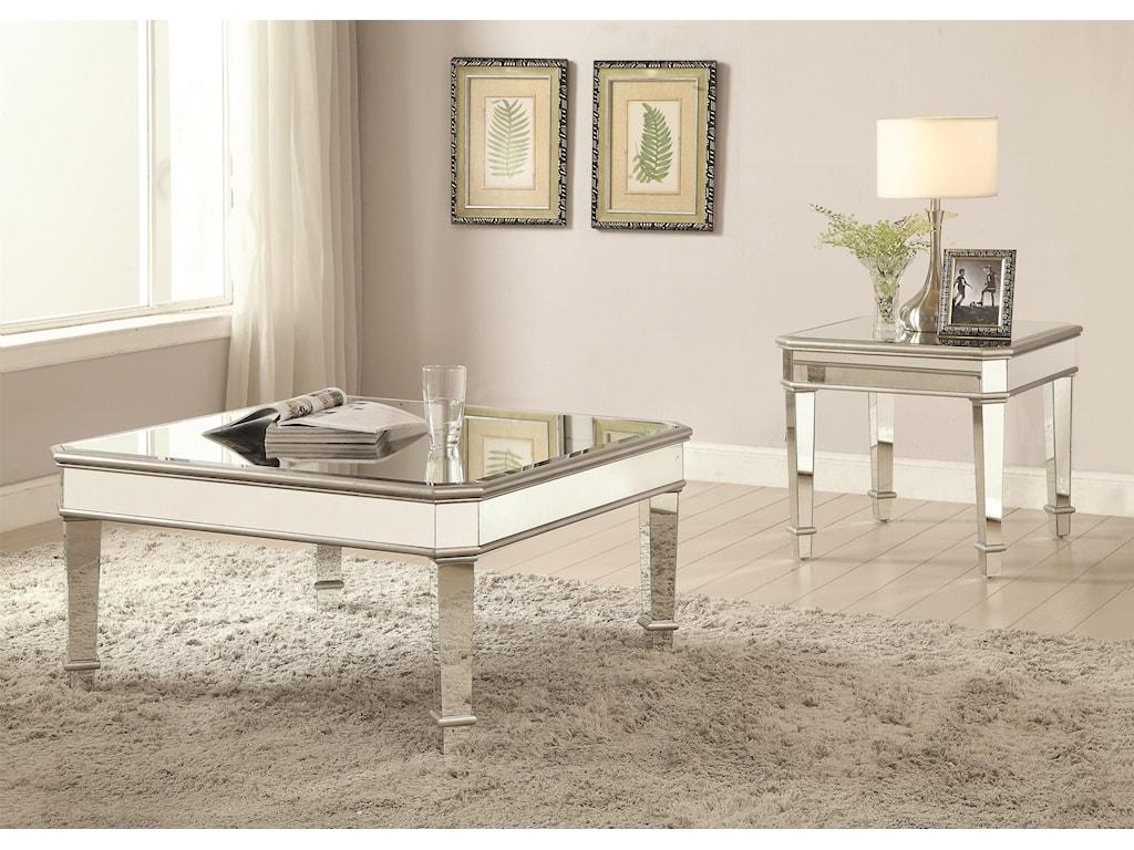 Coaster 70393End Table