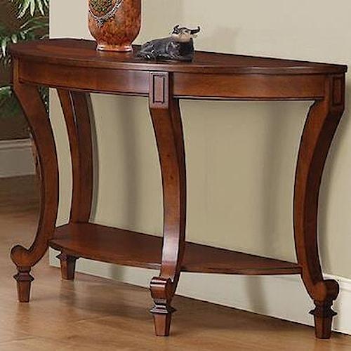 Coaster 70440 Sofa Table with Storage Shelf