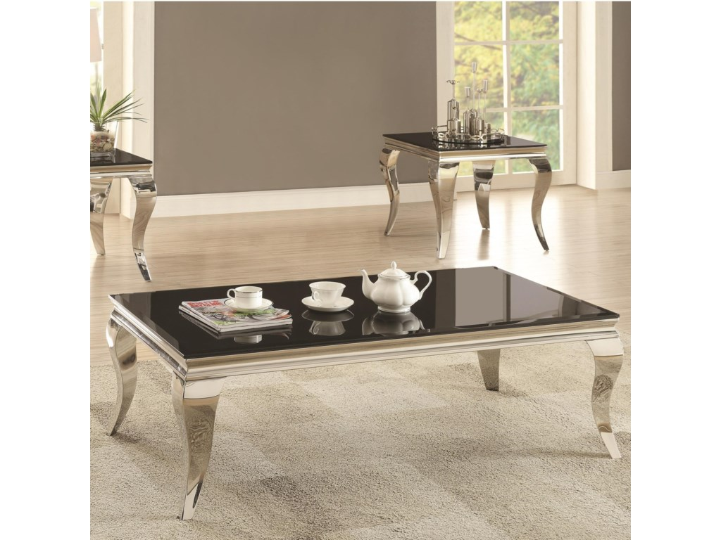 Coaster 705010Coffee Table