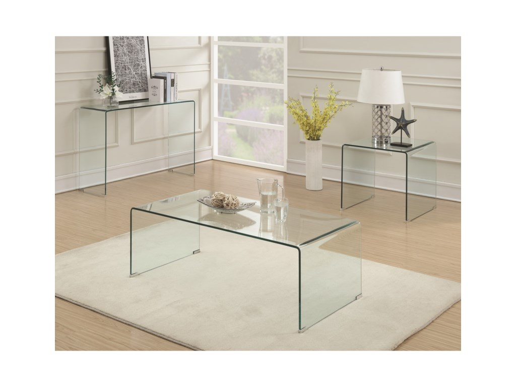 Coaster 70532Sofa Table