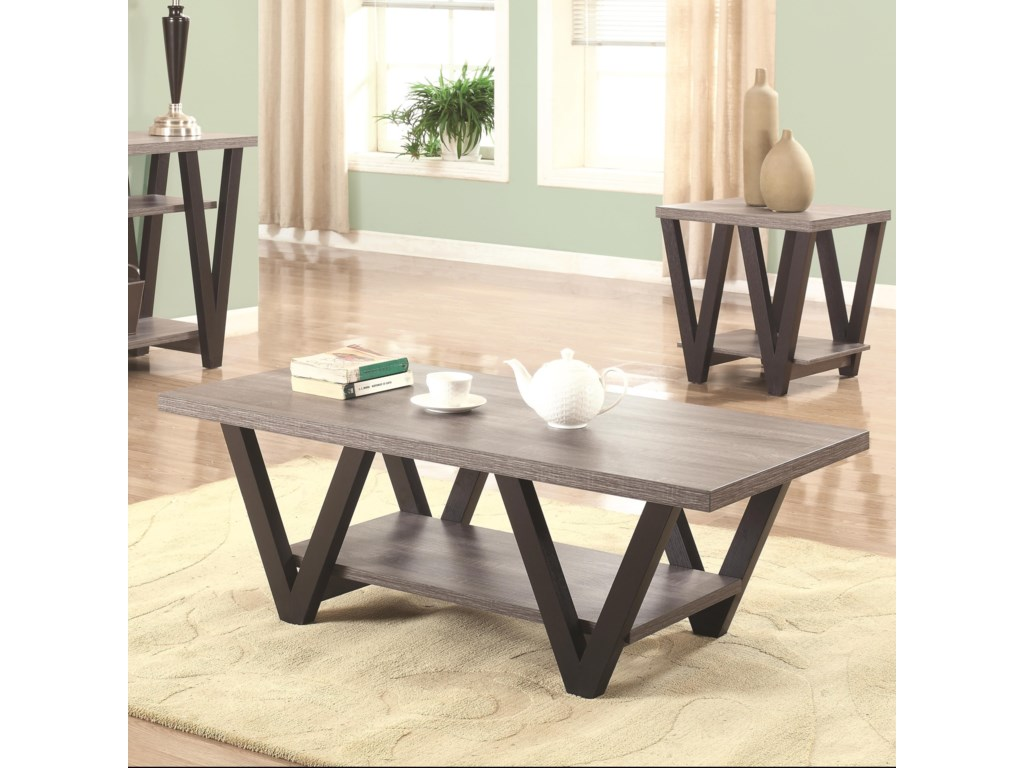 Collection # 2 70539Coffee Table