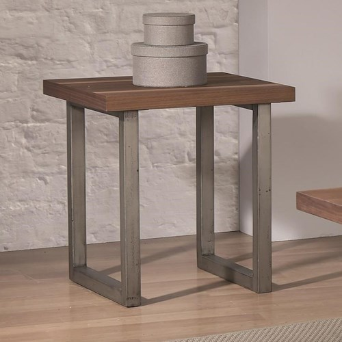 Coaster 70564 Industrial End Table