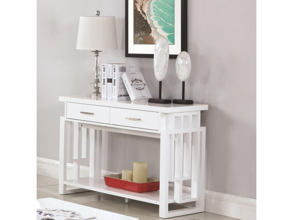 Collection Two (Showroom Closing Sale) 70570Sofa Table