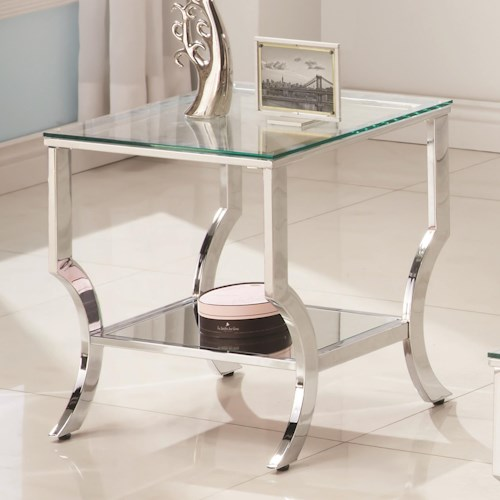 Coaster 72033 End Table