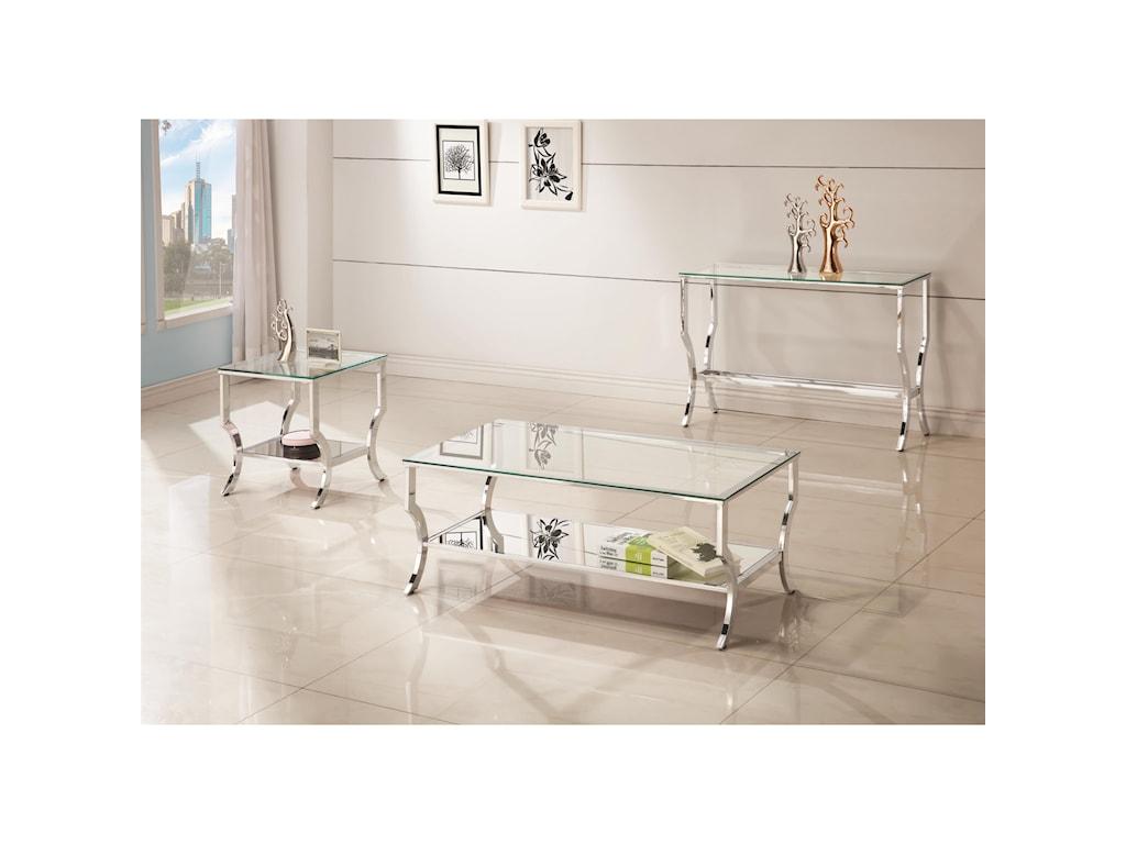 Coaster 72033End Table