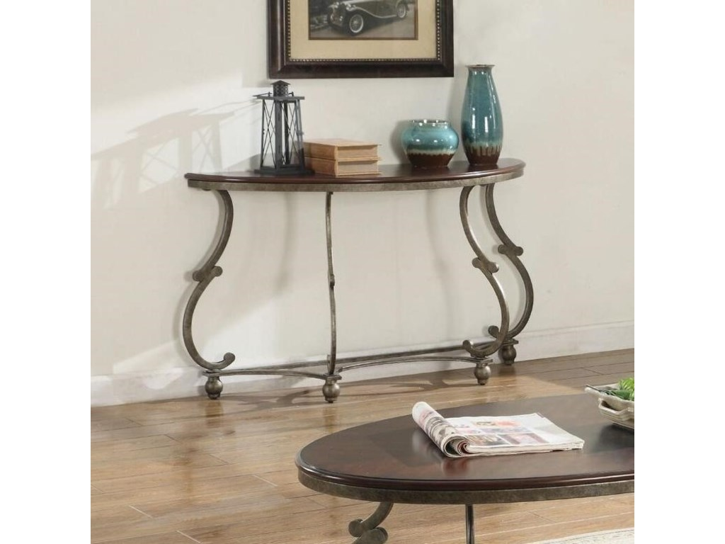 Coaster CarolineSofa Table