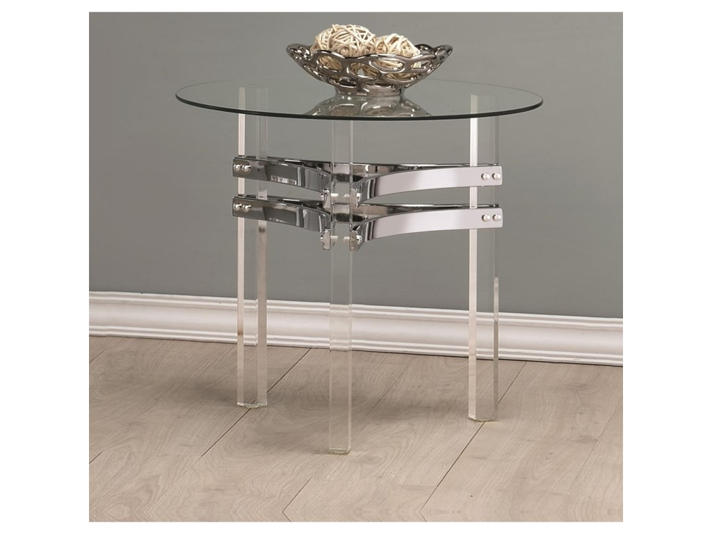 Coaster 72070End Table