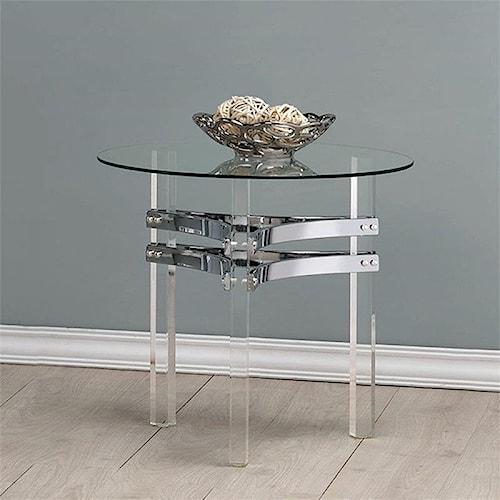 Coaster 720708 END TABLE