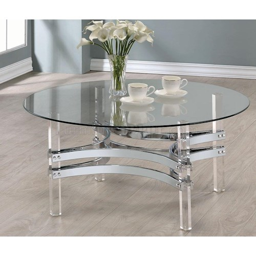 Coaster 720708 COCKTAIL TABLE