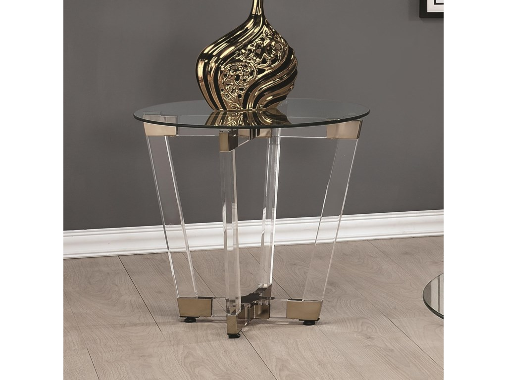 Coaster 72071End Table
