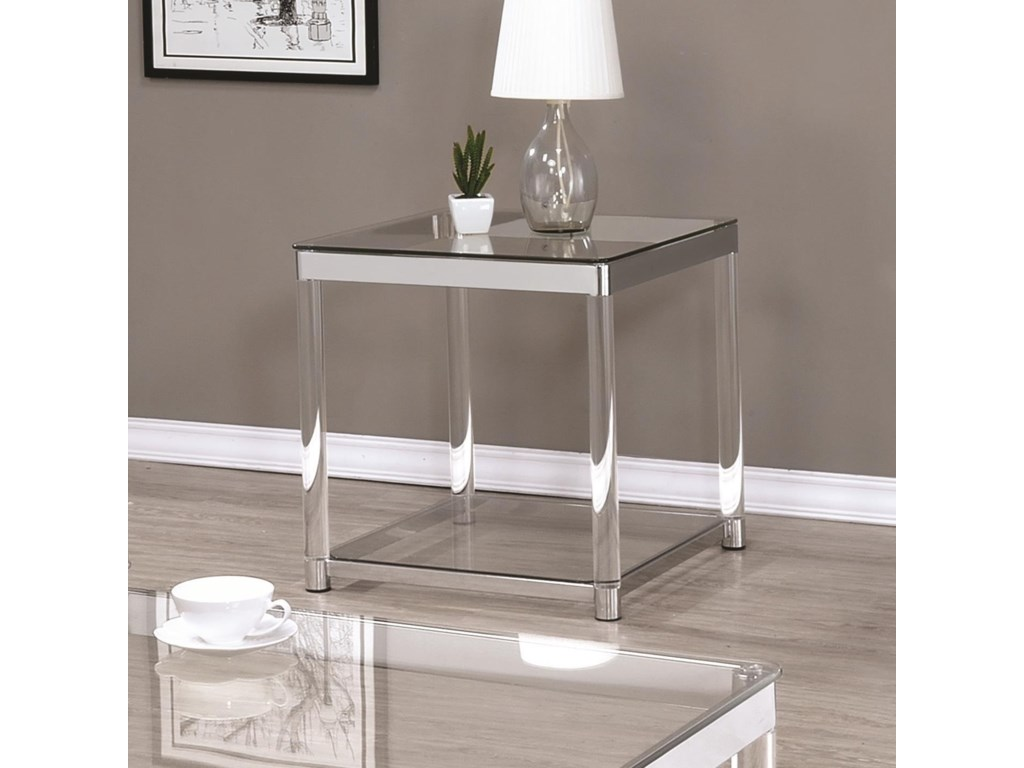 Coaster 72074End Table