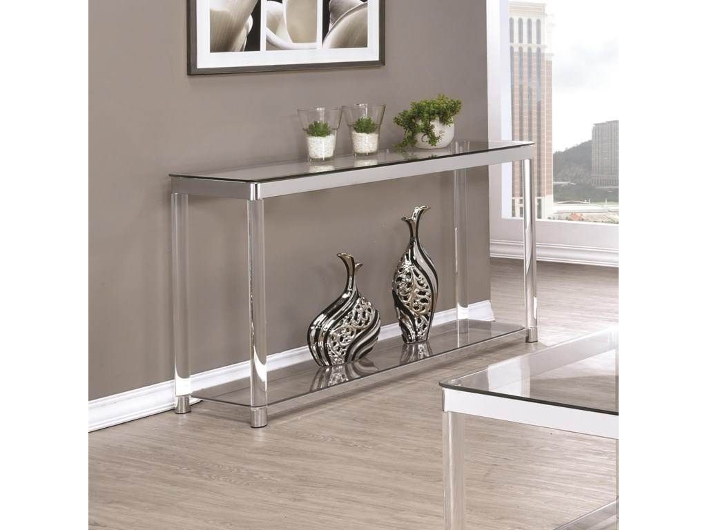 Coaster 72074Sofa Table