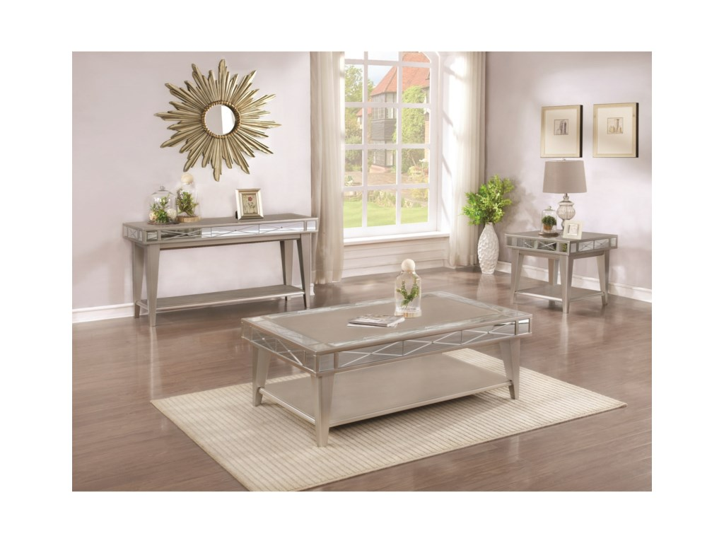 Coaster 72088Sofa Table