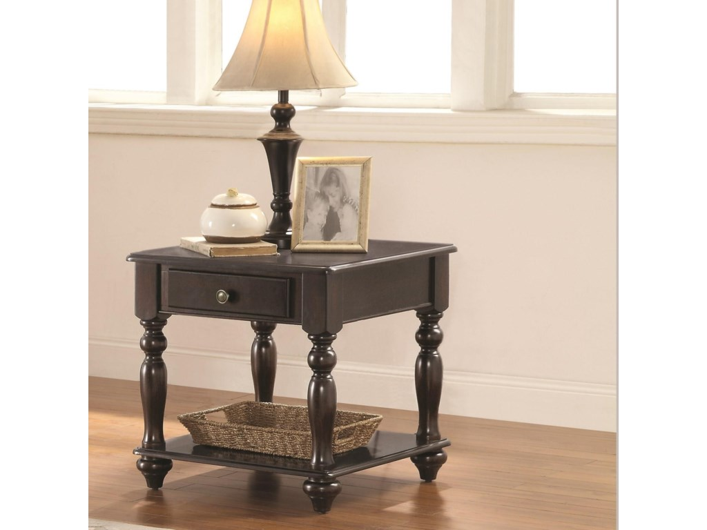 Coaster 72101End Table