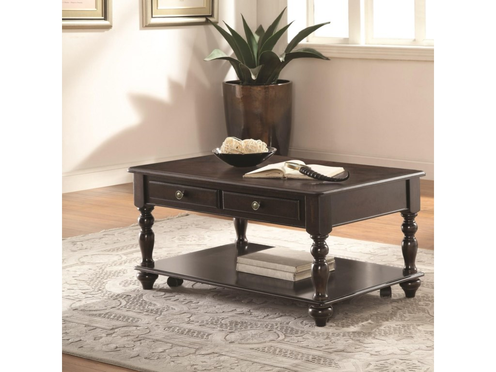 Rooms Collection Two 72101Coffee Table