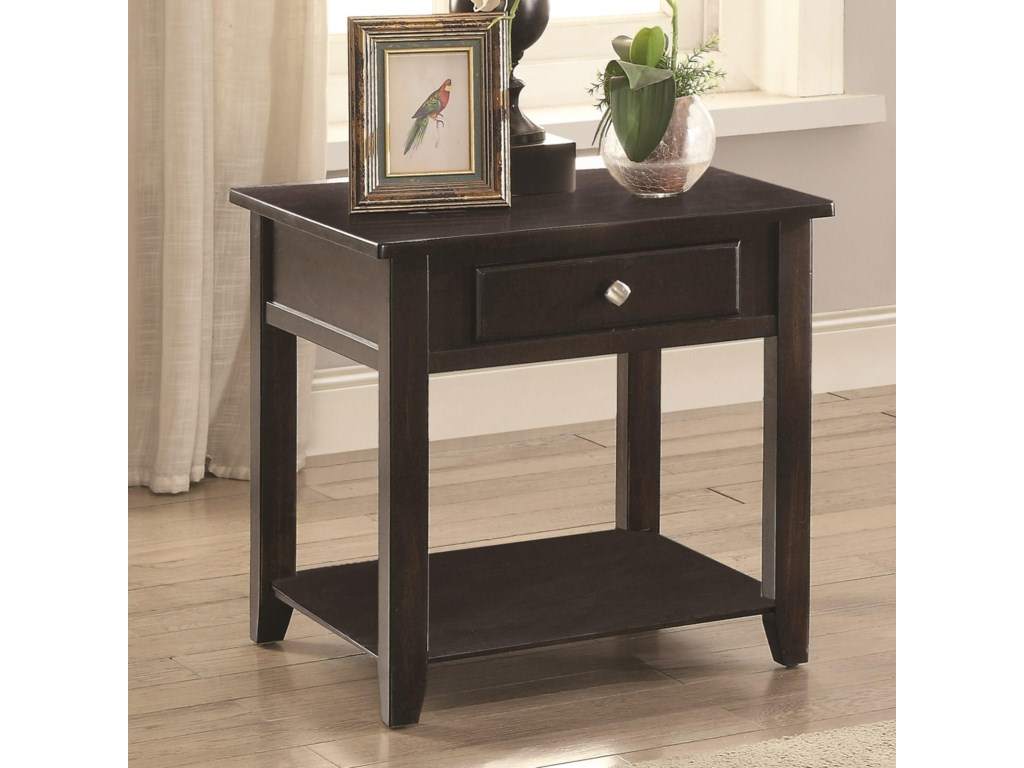 Coaster 72103End Table