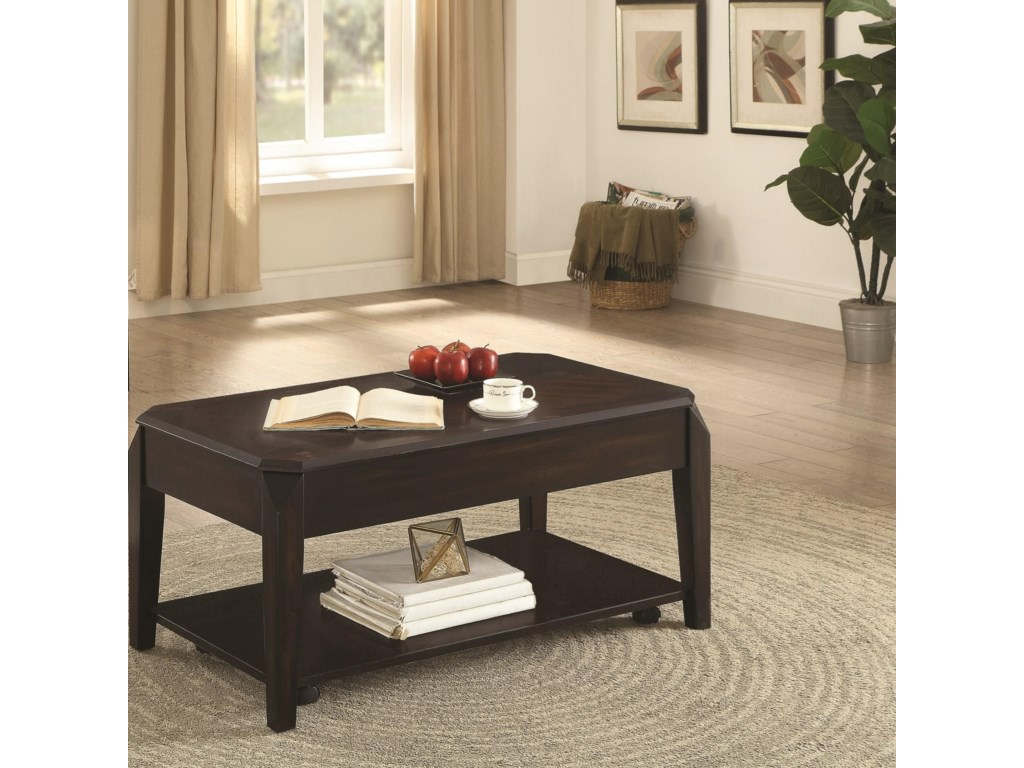 Collection # 2 72104Coffee Table