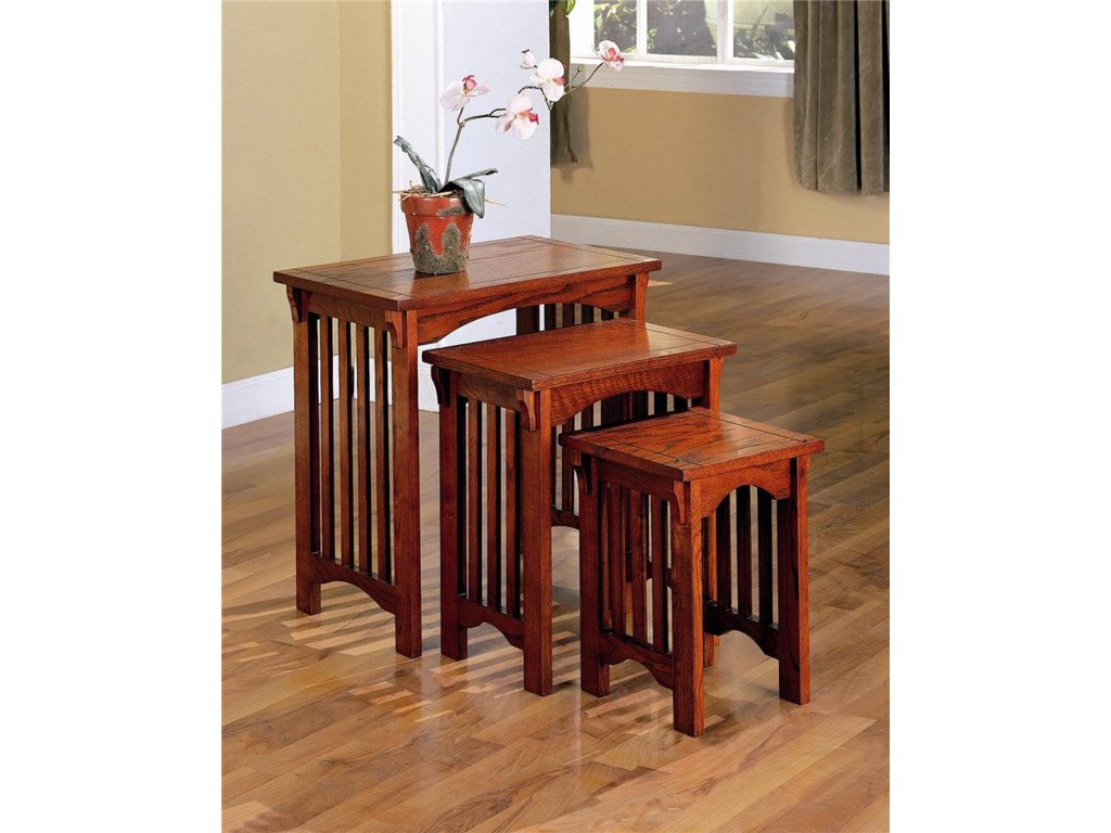 Collection Two 9010493 Piece Nesting Table Set