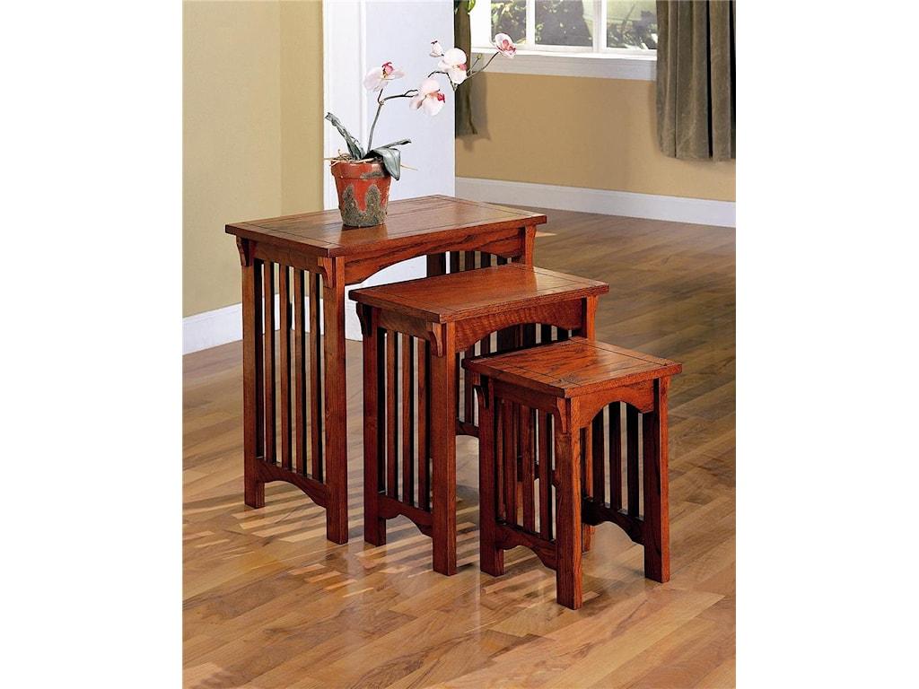 Coaster 9010493 Piece Nesting Table Set