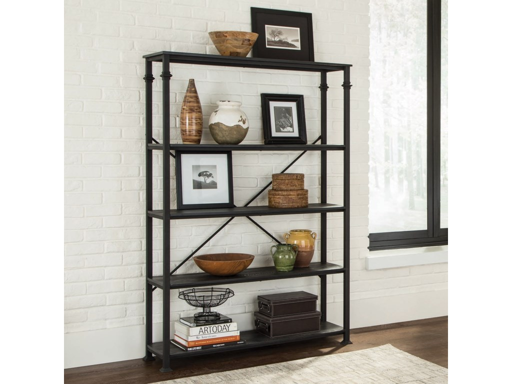 Coaster Accent CabinetsDouble Bookcase
