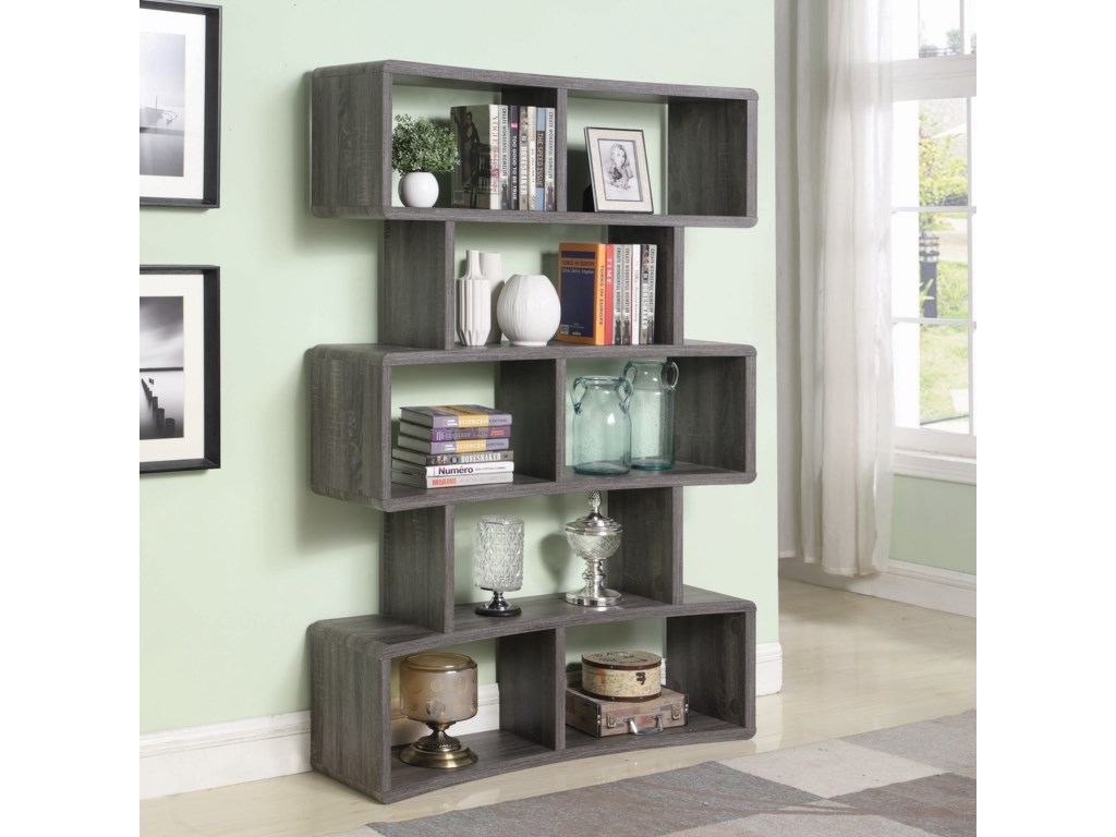Coaster Accent CabinetsBookcase