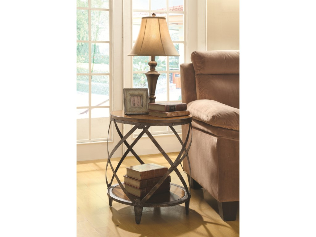 Coaster Accent CabinetsAccent Table