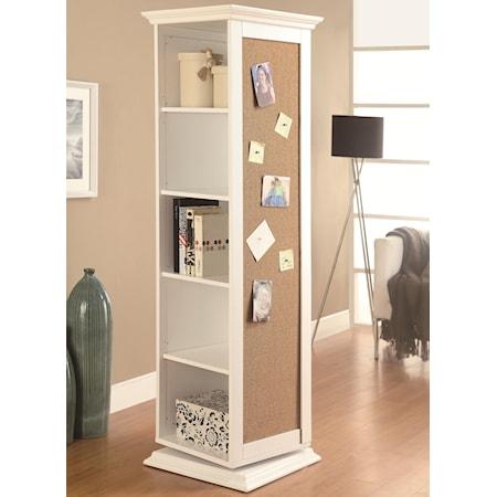 Swivel Storage Cabinet