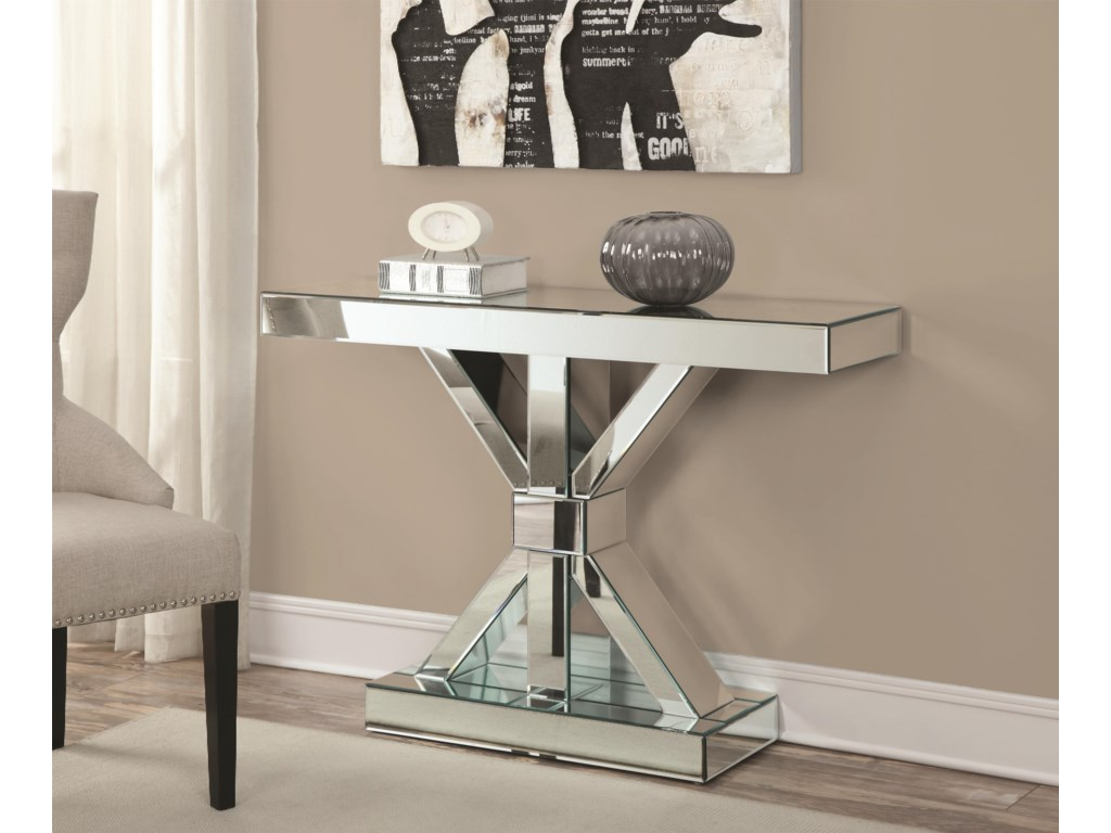 Fine Furniture Accent CabinetsConsole Table