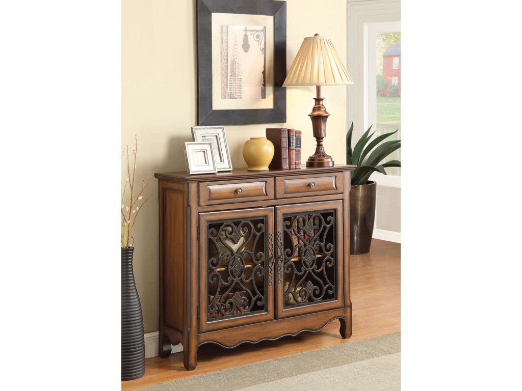 Collection Two Accent CabinetsAccent Cabinet