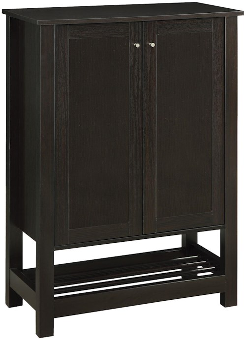 Coaster Accent Cabinets Shoe Cabinet/Accent Cabinet