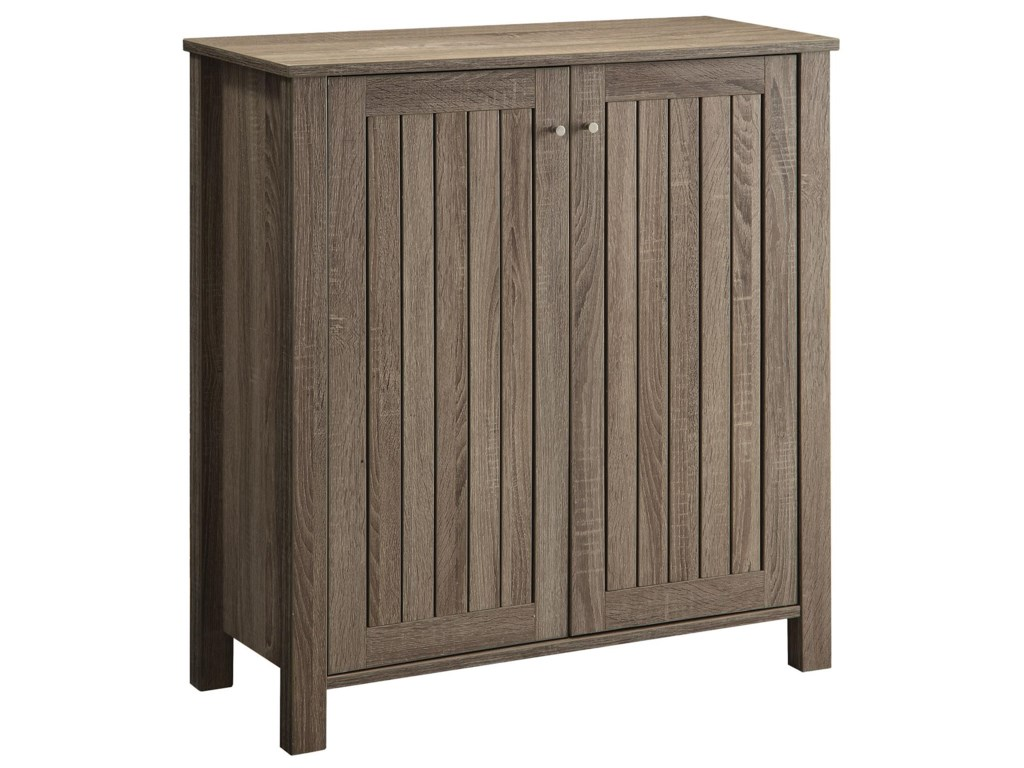 Coaster Furniture Accent CabinetsShoe Cabinet/Accent Cabinet
