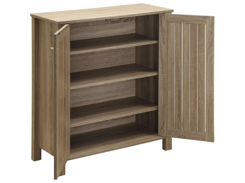 Coaster Accent CabinetsShoe Cabinet/Accent Cabinet