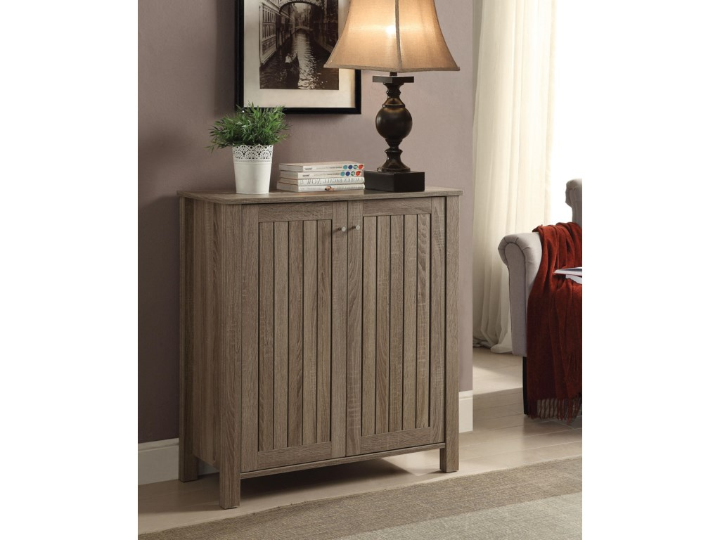 Fine Furniture Accent CabinetsShoe Cabinet/Accent Cabinet
