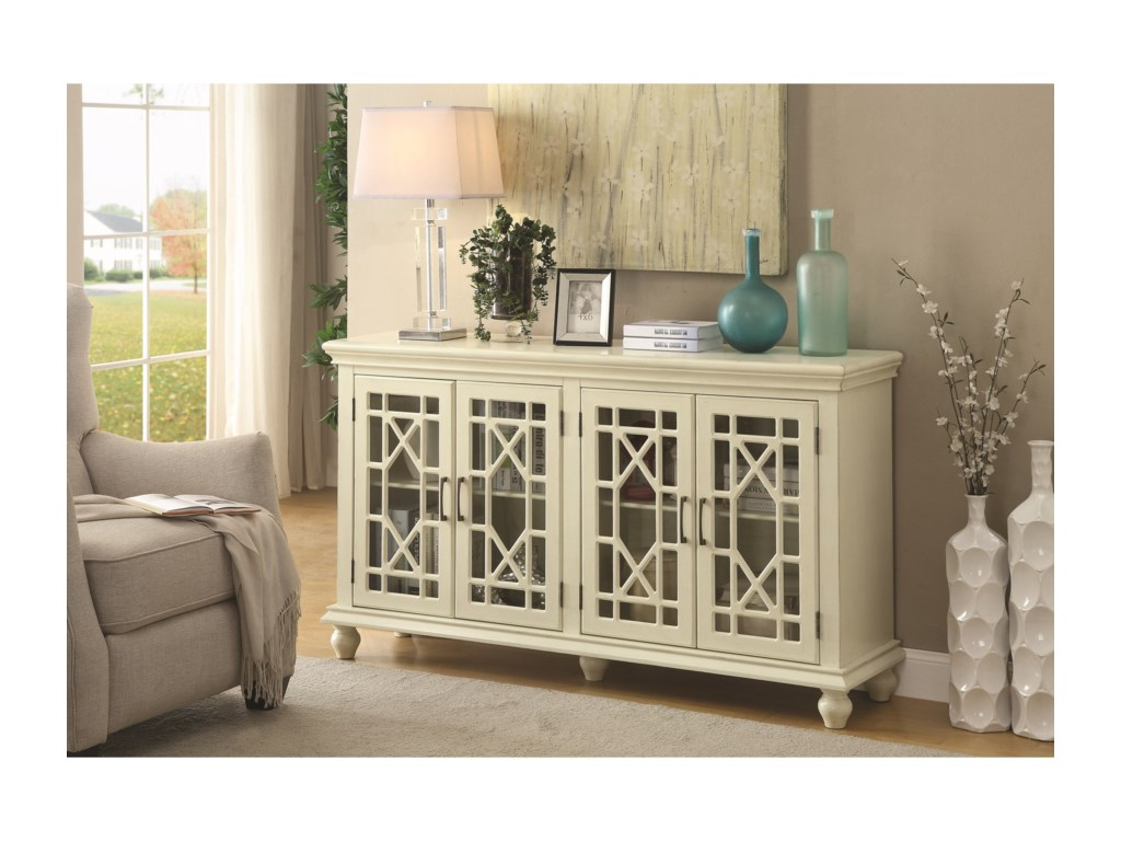 accent cabinets accent cabinet with lattice doors by coaster. coaster accent cabinets  accent cabinet with lattice doors