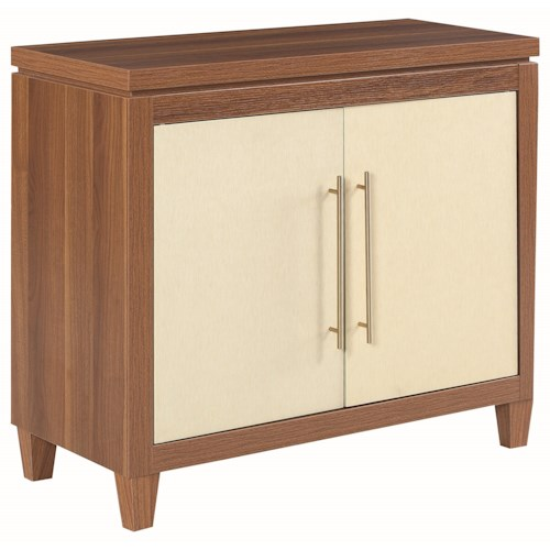 Coaster Accent Cabinets Mid Century Modern Accent Cabinet