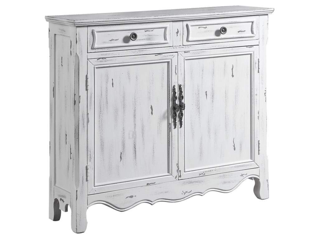 Collection Two Accent CabinetsAccent Table