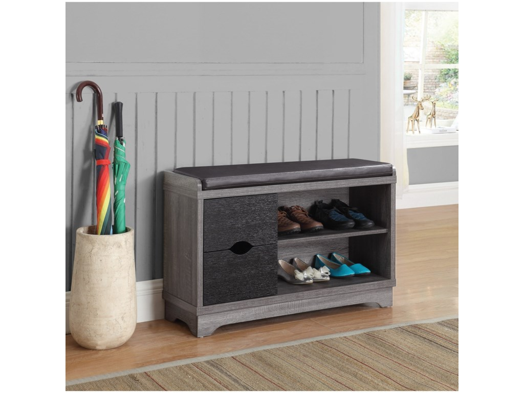 Coaster Furniture Accent CabinetsShoe Cabinet