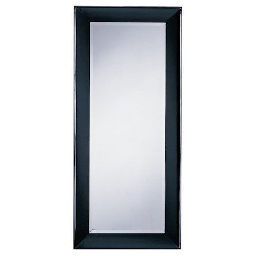 Coaster Accent Mirrors Beveled Floor Mirror