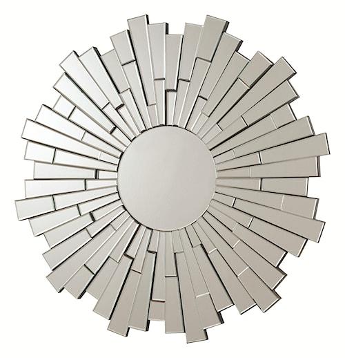 Coaster Accent Mirrors Contemporary Round Frameless Mirror