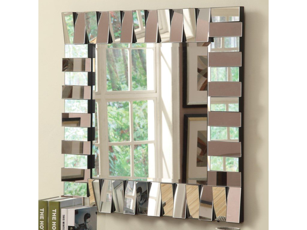 Collection Two Accent MirrorsMirror