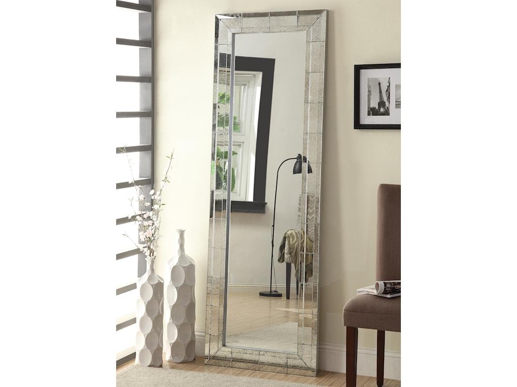 Coaster Accent MirrorsFloor Mirror