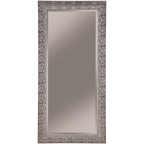 Coaster Accent Mirrors Accent Mirror with Colored Mosaic Frame