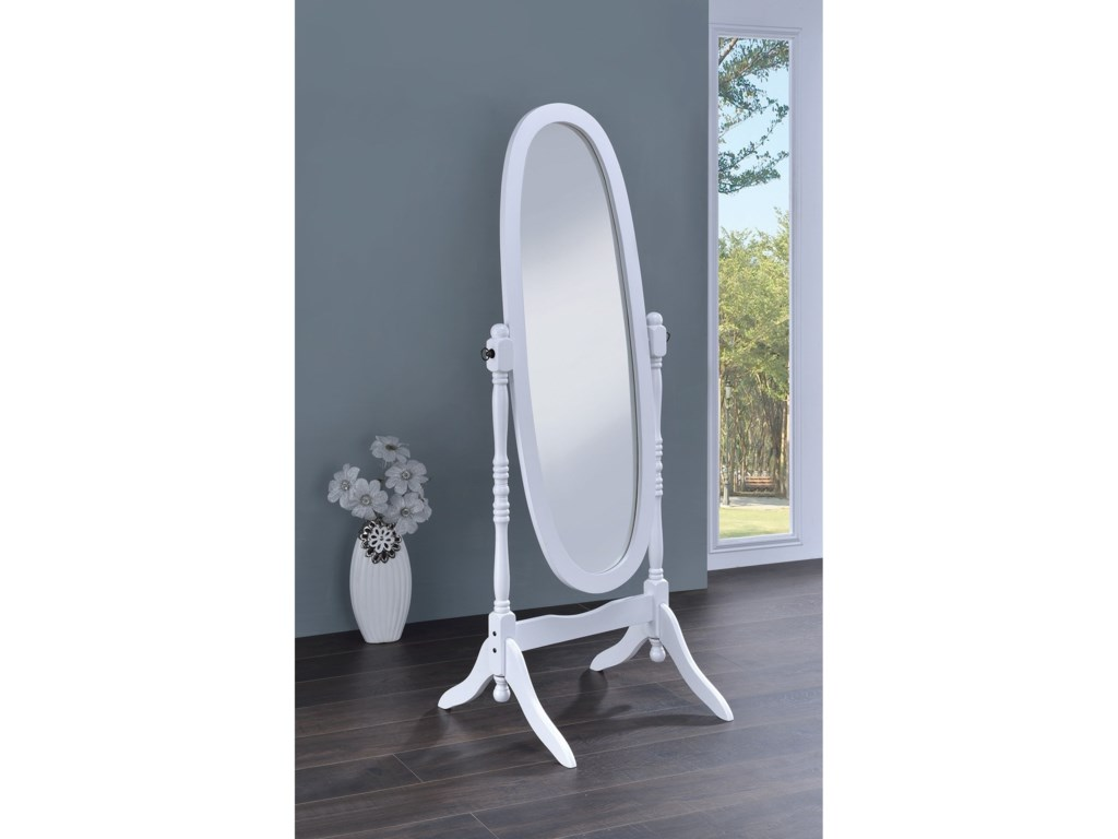 Coaster Accent MirrorsCheval Mirror