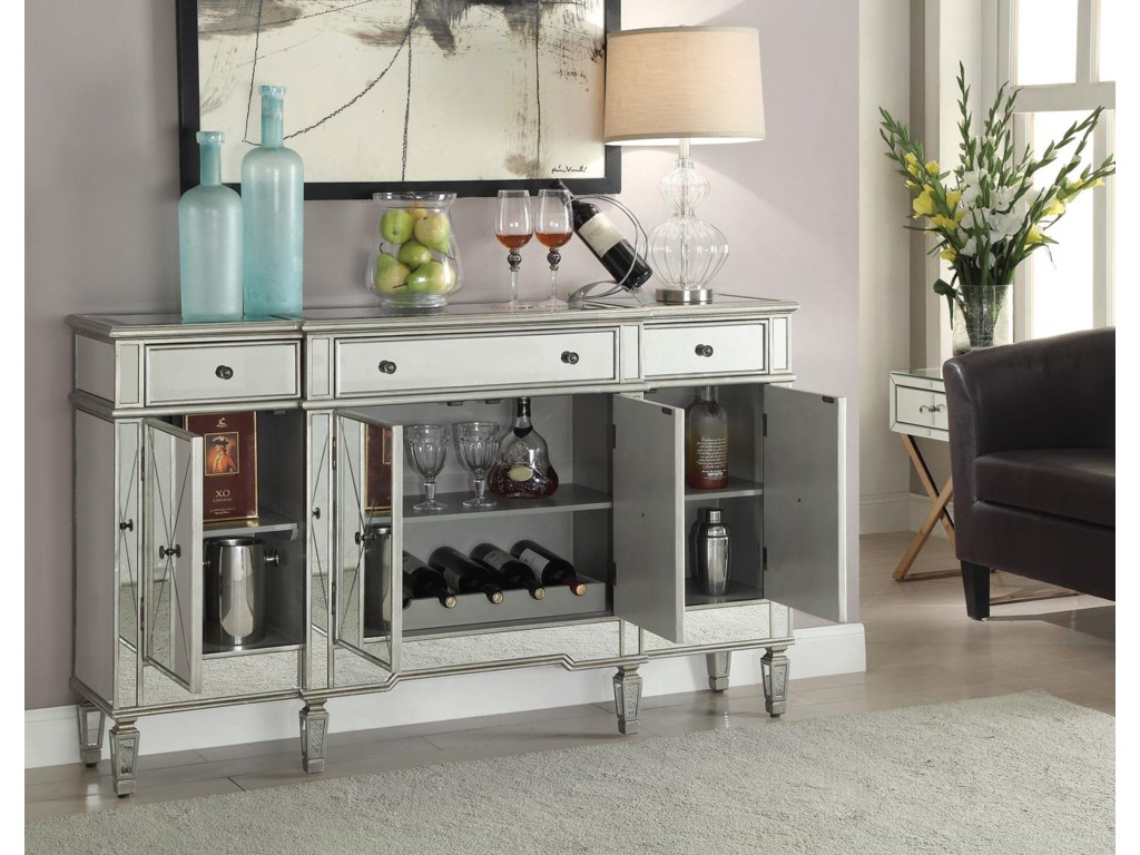( Rooms Collection # 2 ) Accent RacksWine Cabinet