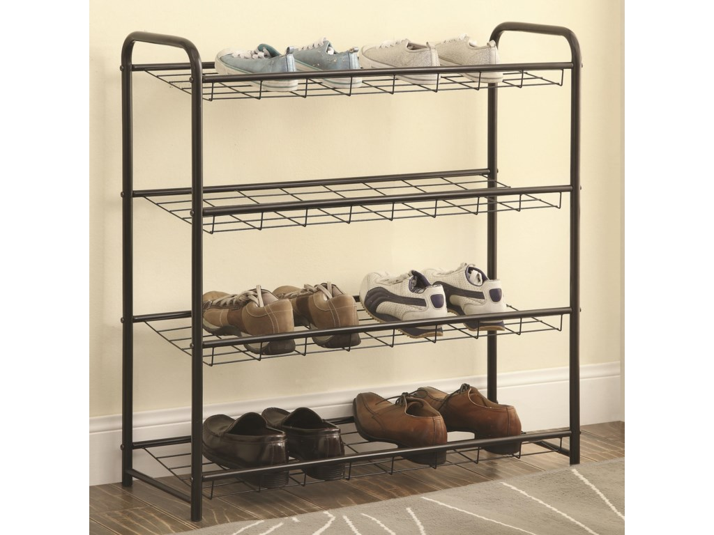 Coaster Accent RacksShoe Rack