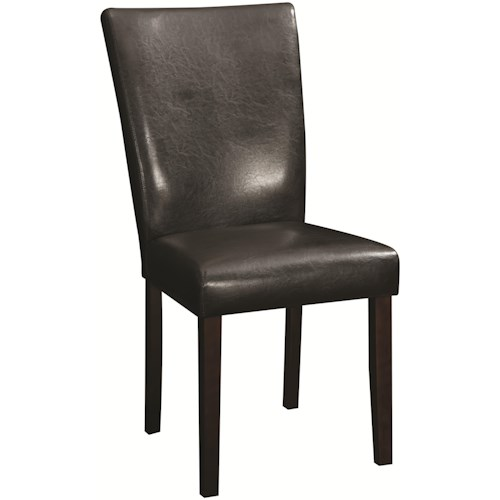 Coaster Accent Seating Parson Side Chair