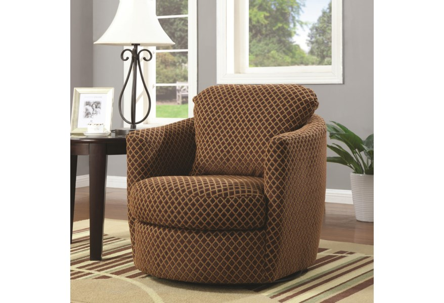 Fabulous Accent Seating Swivel Chair Beatyapartments Chair Design Images Beatyapartmentscom