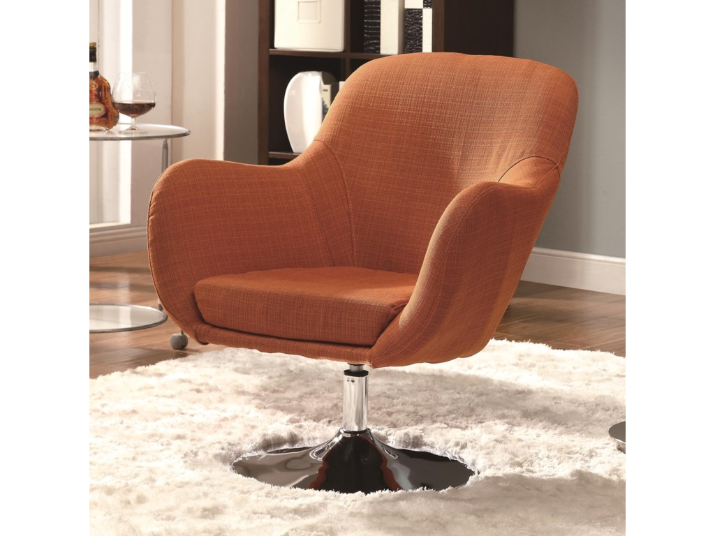 Coaster Accent SeatingSwivel Chair