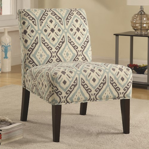 Coaster Accent Seating Accent Seating Chair with Casual Style